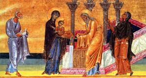 Εγκύκλιος Εορτής Υπαπαντής του Κυρίου