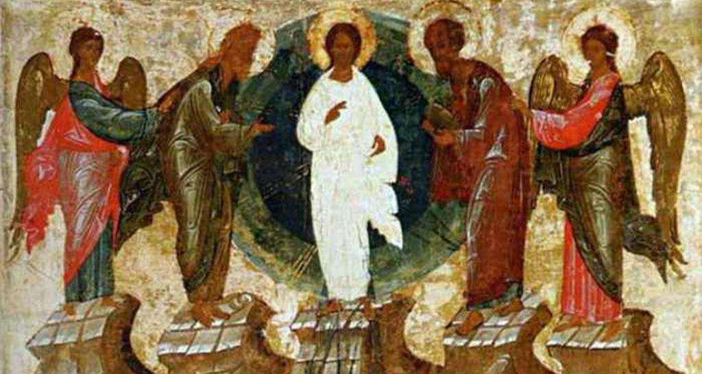 Η Μεταμόρφωση του Χριστού δείχνει τι ακριβώς και ποια είναι η Εκκλησία