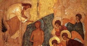 Η εμφάνιση του Αγίου Πνεύματος «ωσεί περιστεράς»