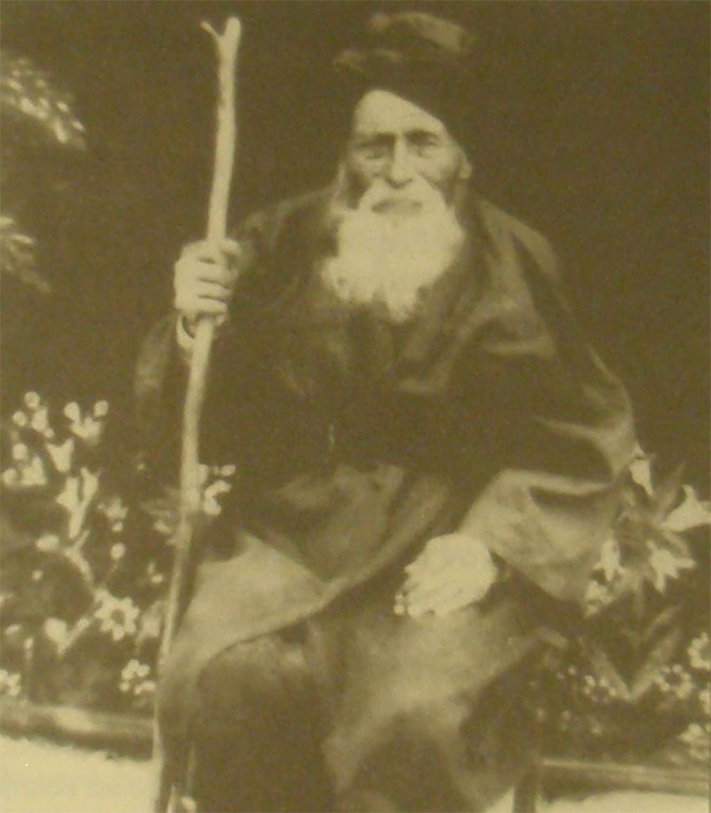 Ασκητές μέσα στον κόσμο - Μοναχός Δημήτριος