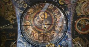 Η θέωσις δυνατή διά των ακτίστων ενεργειών του Θεού