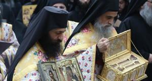 Για το ότι έχει θεωθεί η φύση της σάρκας του Κυρίου-Αγίου Ιωάννου Δαμασκηνού