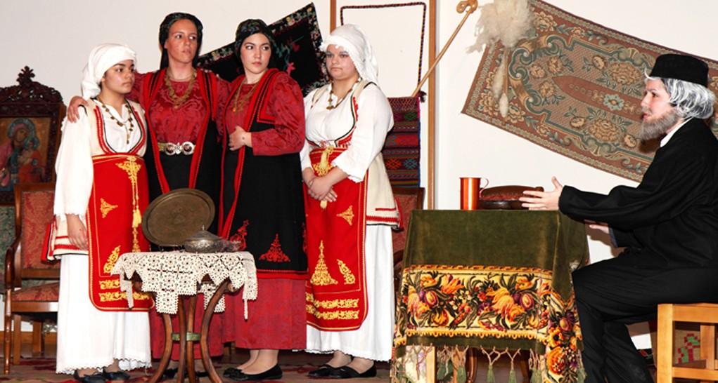 Εκδήλωση εορτασμού 1821