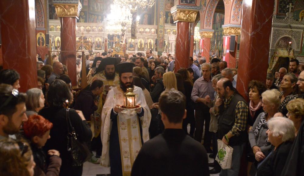 Ιερός Ναός Αγίου Γεωργίου Κορυδαλλού