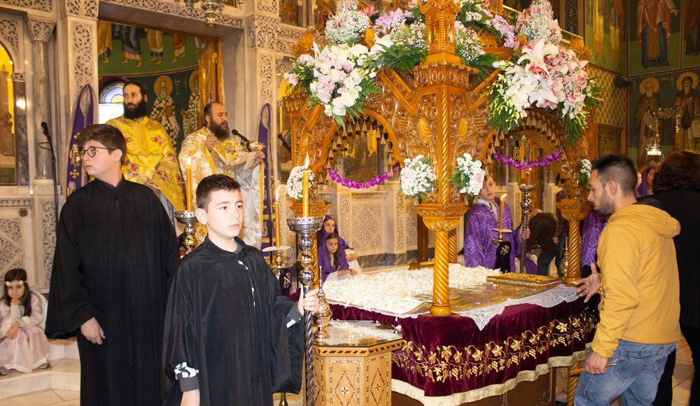 Ιερός Να;ός Αγίου Γεωργίου Κορυδαλλού